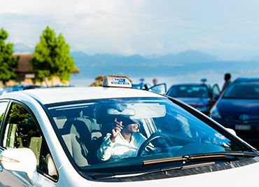Transfert Suisse Europe - Taxiphone - Lausanne