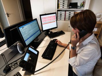 Call centre - Taxiphone - Taxis Lausanne